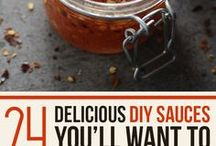 Food recipes - Sauces