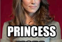Royally Funny / by Jen Knapp Long