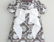 Baby Girl Dresses / by Kristie Silva