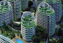 Cool buildings / by Belinda Fischer Angell