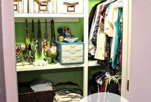 Inspire your Closet and Storage areas