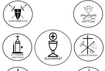 Catholic / A collection of articles linked to the teachings and beliefs of The Catholic Church.  How to witness, history, dogmas, and more.  Pictures give a clue to content of articles.