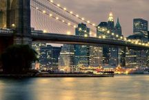 i love NYC / by Mercedes Rodriguez