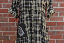 Vestidos túnicas