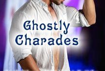 Ghostly Charades / What is this ghost desperately trying to tell ranch foreman Hart Eastman? When he asks for help from herbalist RosaLynn Bart, they find paradise in each other's arms, but when Hart's illicit past, and RosaLynn's own secret become public, can their love survive against human and unearthly forces?