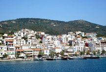 Hellas:   Bag Packing-Fly & Drive: Skiathos/Skopelos/Santorini/Peleponnesos/Paros/Naxos/Karpathos/ Lesbos/ Kreta