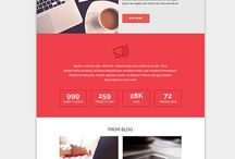 Email Design / by Gregory Ries