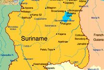Thema Suriname / by Maxime vdh