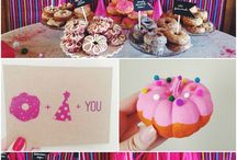 Donut Birthday Party - Kayleigh