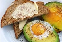 Healthy breakfasts!