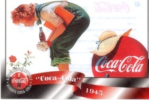 COCA COLA / Coca Cola... We all have tried it, liked it, loved it!  Love the commercials!