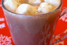 Hot Beverages :) / Hot chocolate, tea, coffee, steamed milk, mocha, and all other warm and tasty beverages welcome here!