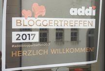 #addibloggertreffen2017 Bericht - addi blogger meeting 2017 report