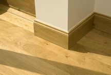 Venables Oak project: Camp Hill / Bespoke joinery including staircase, flooring, doors