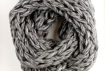 Yarn Crafts / Projects that you use yarn for.  Knitting, crochet, etc.