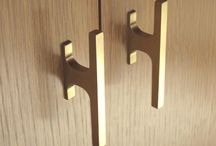 boutons de meuble / harware