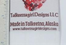 Talkeetnagirl Designs / Handcrafted from the Last Frontier.  Luxury soaps, body creams, lip balms, scrubs.