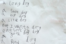 A poem by my 6 year old daughter / I want a dog