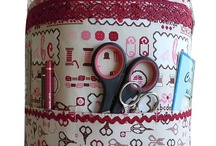Košik na šití