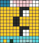 Adventure Time ponto cruz
