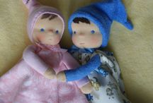 Waldorf dolls for baby