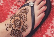 Henna & Tattoo Ideas