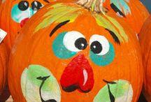 Pumpkins / by Vanessa Swartz Barlow