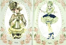 Sakizou Artwork / by Anya George
