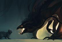 Fantasy Lények