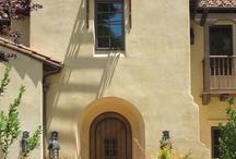 fachadas de casas mexicanas
