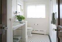 Bath spaces / by Heather Krohn