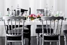 Home: Dining Room / by Soraya Deborggraeve