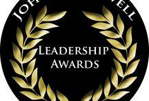 John C. Maxwell Leadership Awards
