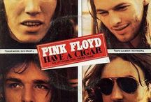 PINK FLOYD / Pink Floyd a fost o formație britanică de muzică rock formată în anul 1964 în Cambridge, Anglia, faimoasă pentru compozițiile sale revoluționare în stil rock progresiv și rock psihedelic. Componența inițială a formației era: Syd Barrett (vocal, chitară), Roger Waters (chitară bas), Rick Wright (clape), Nick Mason (baterie). Syd Barrett a părăsit trupa în 1968, la puțin timp după apariția albumului de debut, locul său fiind luat de David Gilmour.
