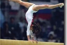 Gymnastics / the most beautiful sport