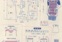 zástěry,domácí oděv