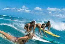 Female Surf