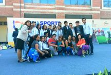 Event Management Students@India Sports Expo 2014 / Role of INLEADers: Event Operations