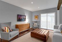 TV lounges / Ideas