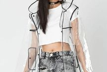 platic outfit