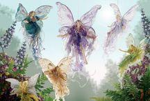 Eu acredito em fadas!! / fantasia versus realidade... quem pode dizer?