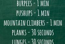 Barefoot workouts