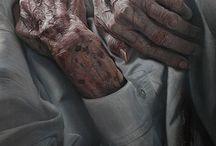 Hands / by Marsha Campbell-Dunbar