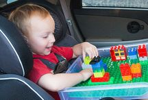 Spiele bei der Autofahrt