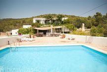 Ibiza villas for clubbers / Villas in Ibiza near to the major nightspots on the island