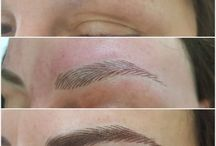 Eyebrows - Permanent Makeup | by Roxana Dumitru Top Trainer