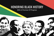 Black History Month / Honor Black History with a Promise of Progress