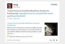 WordPress / Collection of WordPress tutorials, plugins & themes