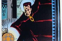 DC Comics (Other) / http://tinyurl.com/ebaymadandcracked / by Jean De La Garza