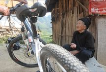cycling china